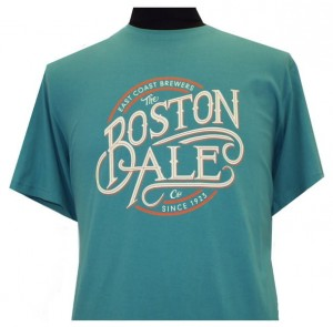 Espionage T228 Boston Ale Duży T-shirt