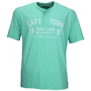 Redfield Cape Town Duży T-shirt Tylko 6XL
