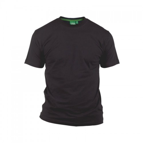 T-shirt D555 KS16580-flyers-black.